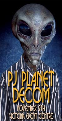 PJ Planet Decom